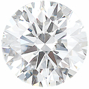 Round Diamond  Precision-Ideal  F Color - SI1 Clarity 0.80 mm to 3.40 mm