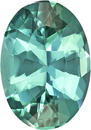 Rare Gorgeous Neon Blue Tourmaline Gem in Oval Cut, 10.7 x 7.4 mm, 2.19 carats