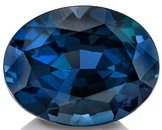 4.41 carat Super Gem Brazilian Alexandrite Gem in 11.6 x 9.1 mm, 100% Color Change with GIA Certificate