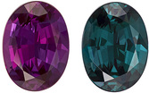 GIA Certified Brazilian Alexandrite Gem, Finest Gems in Oval, 9.9 x 7.4 mm, 2.62 carats
