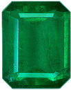 Great Value in Natural Loose Emerald Gemstone from Brazil, Emerald Cut, 1.74 carats
