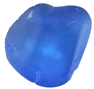 Interesting Very Rare Cobalt Spinel Loose Gem in Rough Cut, 4.71 x 3.99 x 2.63 mm, 0.37 carats with GIA Certificate