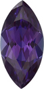 Grade GEM CHATHAM CREATED ALEXANDRITE Marquise Cut Gems  - Calibrated