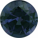 One-of-a-Kind Alexandrite Loose Gem in Round Cut, Vibrant Blue Green to Vibrant Purple Pink, 4.56 mm, 0.46 Carats