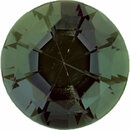 Sharp Alexandrite Loose Gem in Round Cut, Vibrant Blue Green to Vibrant Pink Purple, 4.21 mm, 0.35 Carats