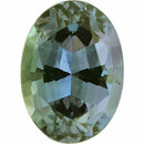 Gorgeous Alexandrite Loose Gem in Oval Cut, Vibrant Blue Green to Light Pink Purple, 6.94 x 5.01  mm, 0.93 Carats