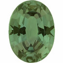 Eye-Catching Alexandrite Loose Gem in Oval Cut, Light Blue Green to Light Pink Purple, 5.49 x 4.05  mm, 0.42 Carats