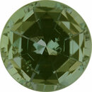 Nice Alexandrite Loose Gem in Round Cut, Medium Green Blue to Reddish Purple, 4.26 mm, 0.39 Carats