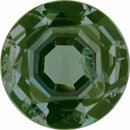 Hard to Find Alexandrite Loose Gem in Round Cut, Dark Green Blue to Medium Red Purple, 4.53 mm, 0.37 Carats