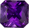 Intense Purple Sapphire Unheated GIA Gem in Dazzling Radiant Cut, 6.0 x 5.87 x 3.86 mm, 1.23 carats - SOLD