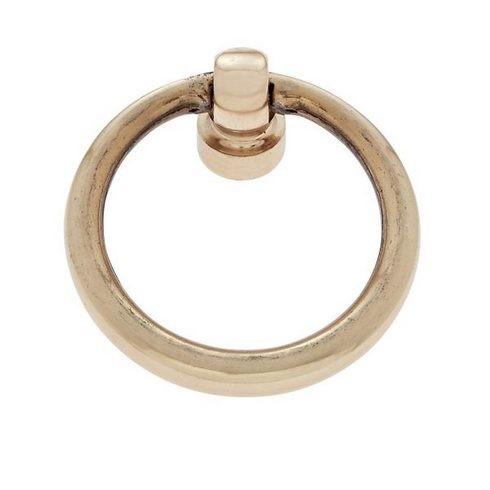 JVJ Hardware - Cabinet Pull - Solid Brass - 31001