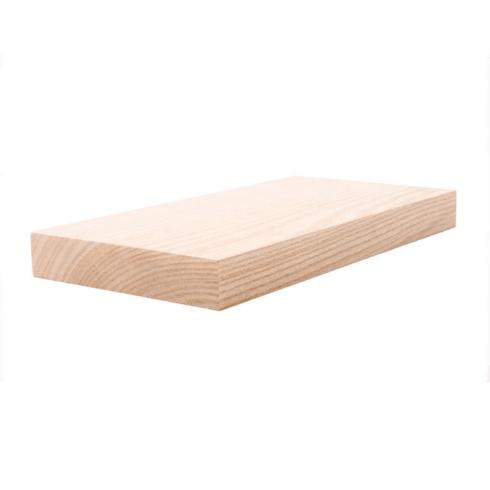 Ash Lumber - S4S - 5/4 x 6 x 72