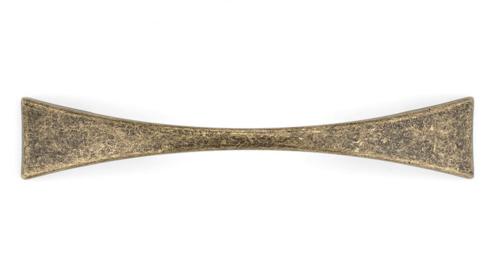 Richelieu - Traditional Metal Pull - 3913 - BP391371BB - Burnished Brass - BB