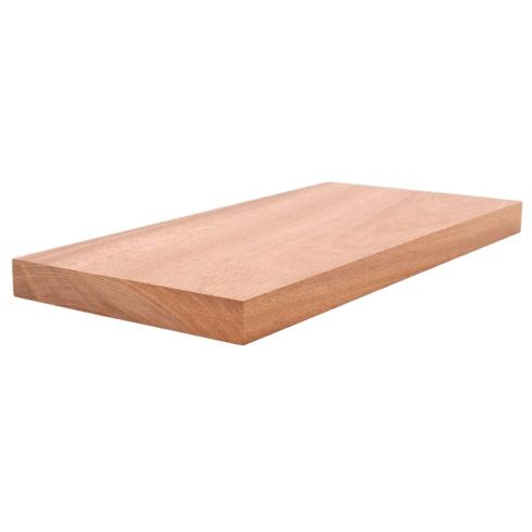 Mahogany Lumber - S4S - 1 x 6 x 72