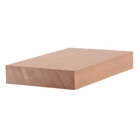 Mahogany Lumber - S4S - 5/4 x 10 x 48