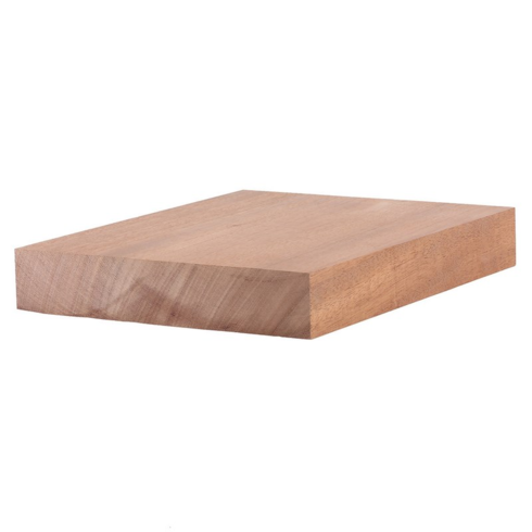Mahogany Lumber - S4S - 5/4 x 12 x 60