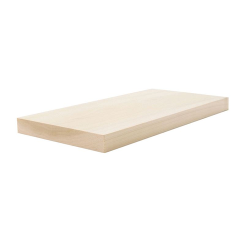Poplar Lumber - S4S - 1 x 6 x 108