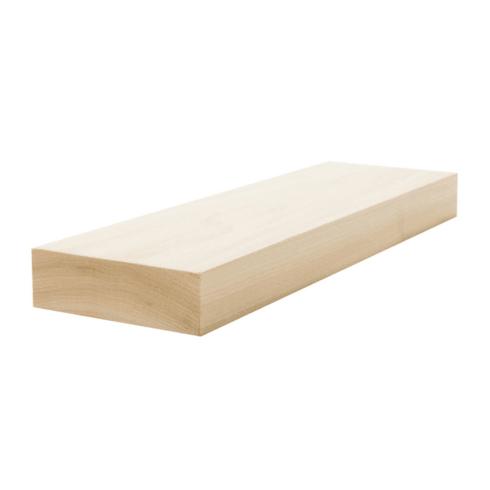 Poplar Lumber - S4S - 5/4 x 4 x 84