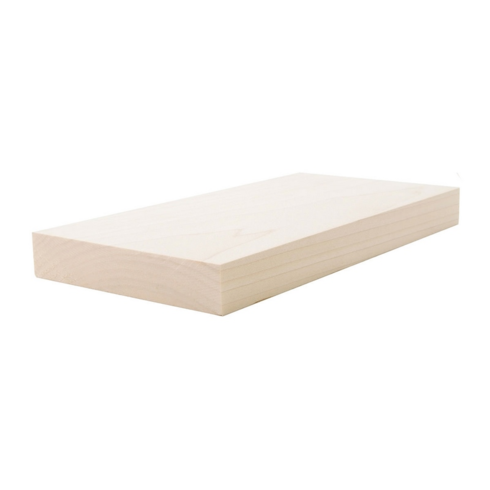 Poplar Lumber - S4S - 5/4 x 6 x 108