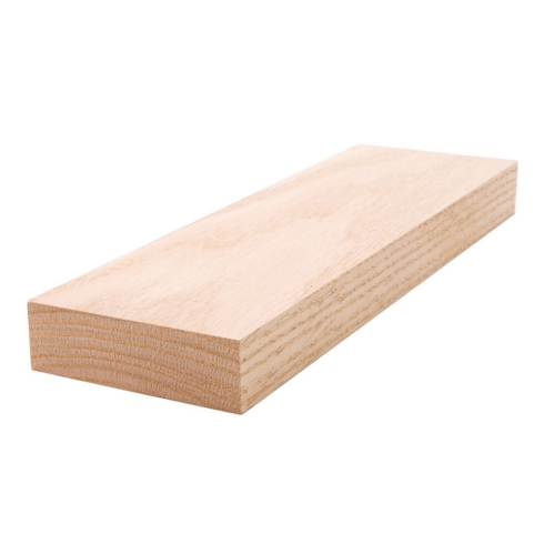 Red Oak Lumber - S4S - 5/4 x 4 x 48