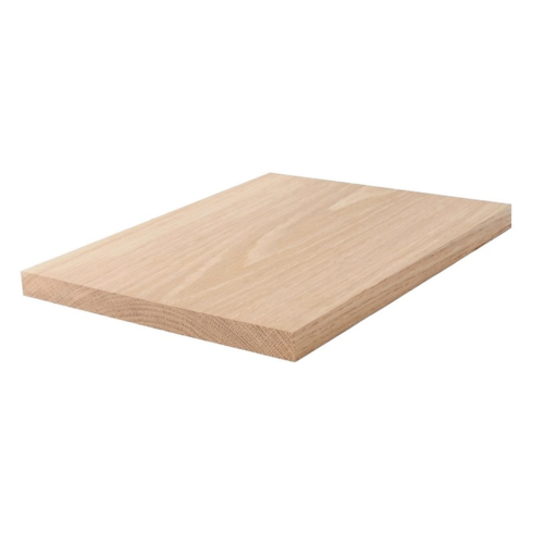 White Oak Lumber - S4S - 1 x 10 x 60
