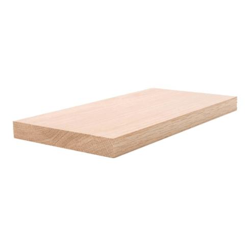 White Oak Lumber - S4S - 1 x 6 x 84