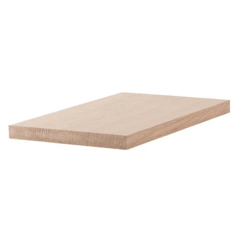 White Oak Lumber - S4S - 1 x 8 x 96