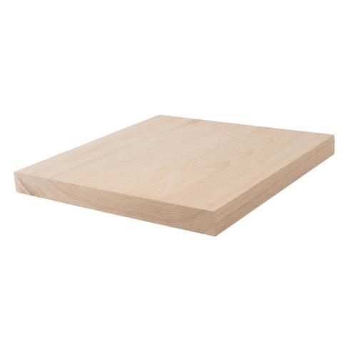 White Oak Lumber - S4S - 5/4 x 12 x 72