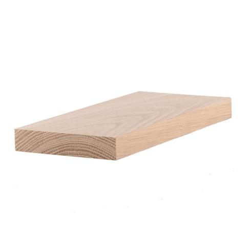 White Oak Lumber - S4S - 5/4 x 4 x 96