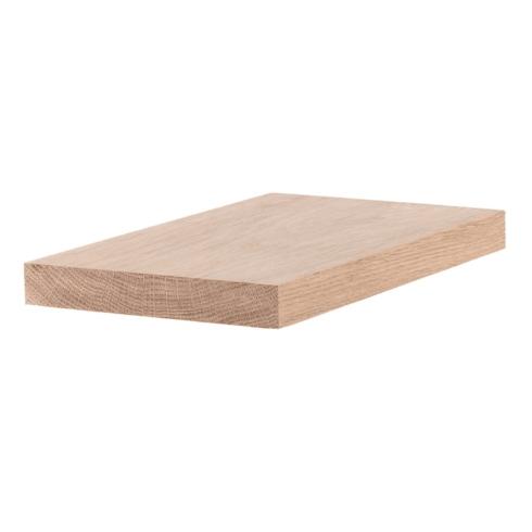White Oak Lumber - S4S - 5/4 x 8 x 84