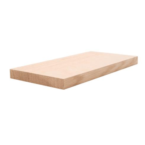 White Oak Rift & Quartered Lumber - S4S - 1 x 6 x 48