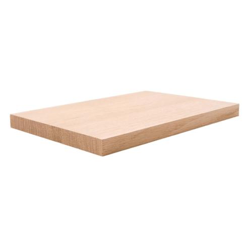 White Oak Rift & Quartered Lumber - S4S - 1 x 8 x 108