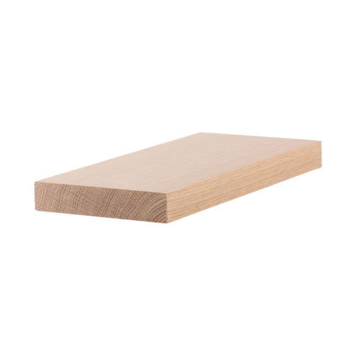 White Oak Rift & Quartered Lumber - S4S - 5/4 x 6 x 96