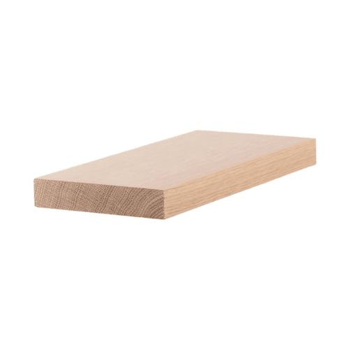 White Oak Rift & Quartered Lumber - S4S - 5/4 x 8 x 84