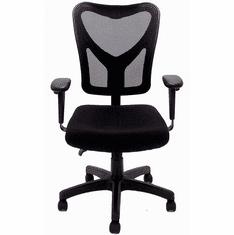 Black Mesh Multi-Function Ergonomic Office Chair