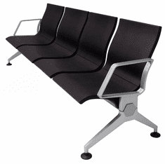 Altitude Commercial Beam Seating-4-Seater