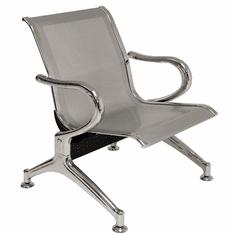 Single-Seat Heavyweight Airport Seating