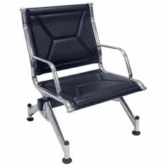 Single Seat Modern Classic Airport Lounge Beam Seating