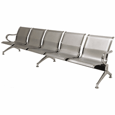 5-Seater Heavyweight Airport Seating
