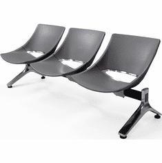 Turini Airport Seating - 3-Seater