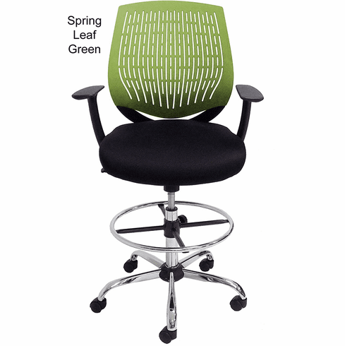 GeoFlex Ergonomic Drafting Stool w/23-30 Seat Height