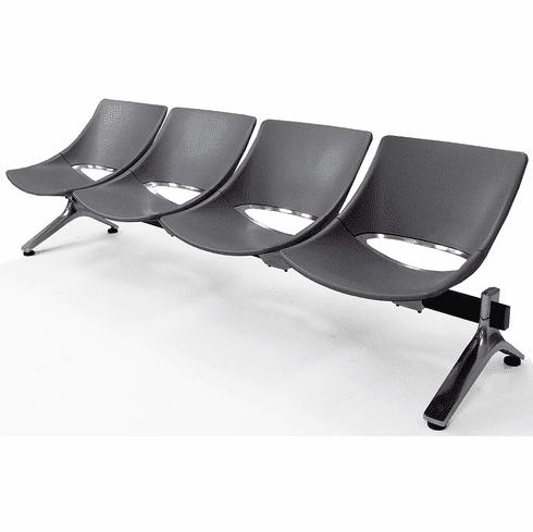 Turini 4-Seater Airport Seating
