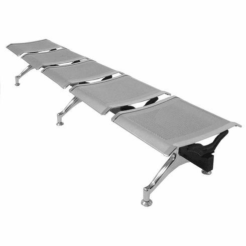 5-Seat Bench Sterling Heavyweight Bench Beam Seating