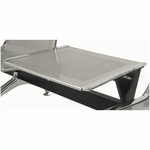 Modular Beam Seating Magazine Table