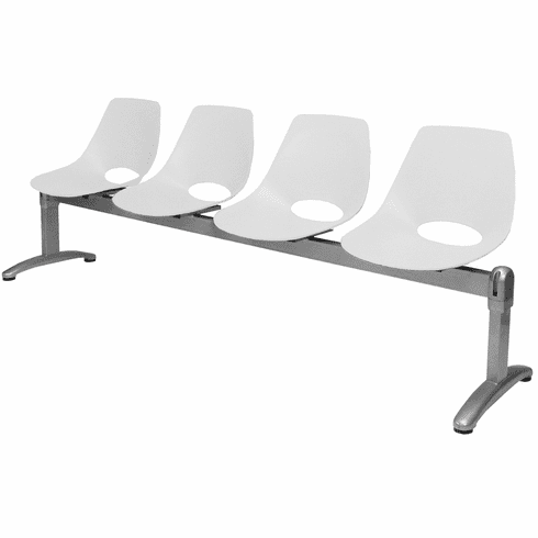 Scoop Airport Seating - 4-Seater