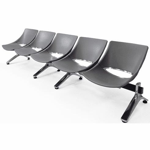 Turini 5-Seater Airport Seating