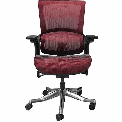 300 Lbs. Capacity Premium Elastic Mesh Office Chair