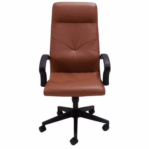 High Back Conference/Training Room Chair in Faux Leather - <font color=red>ORDER IN MULTIPLES OF 2 ONLY</font>