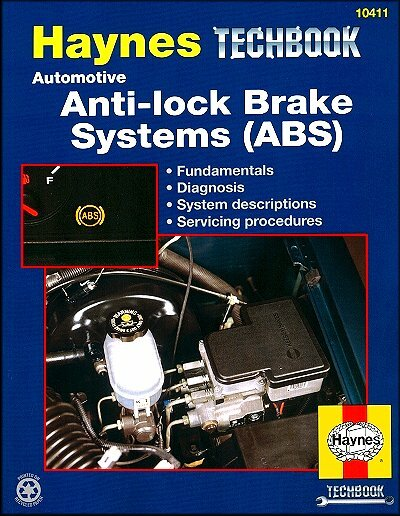 Automotive Anti-lock Brake Systems (ABS) Manual