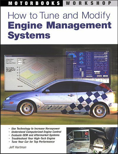 How To Tune & Modify Engine Management Systems